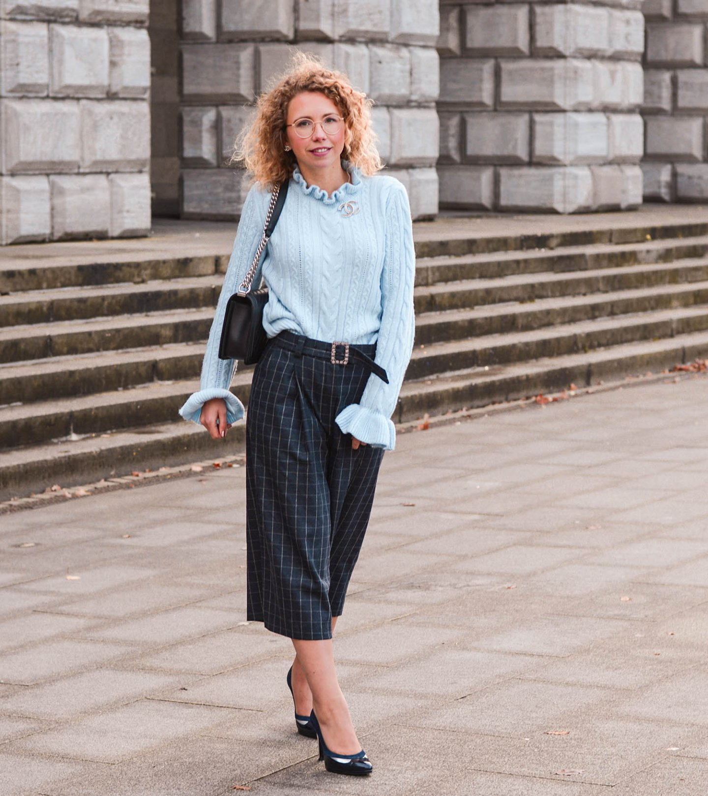 Outfit für Weihnachten: Schick und bequem