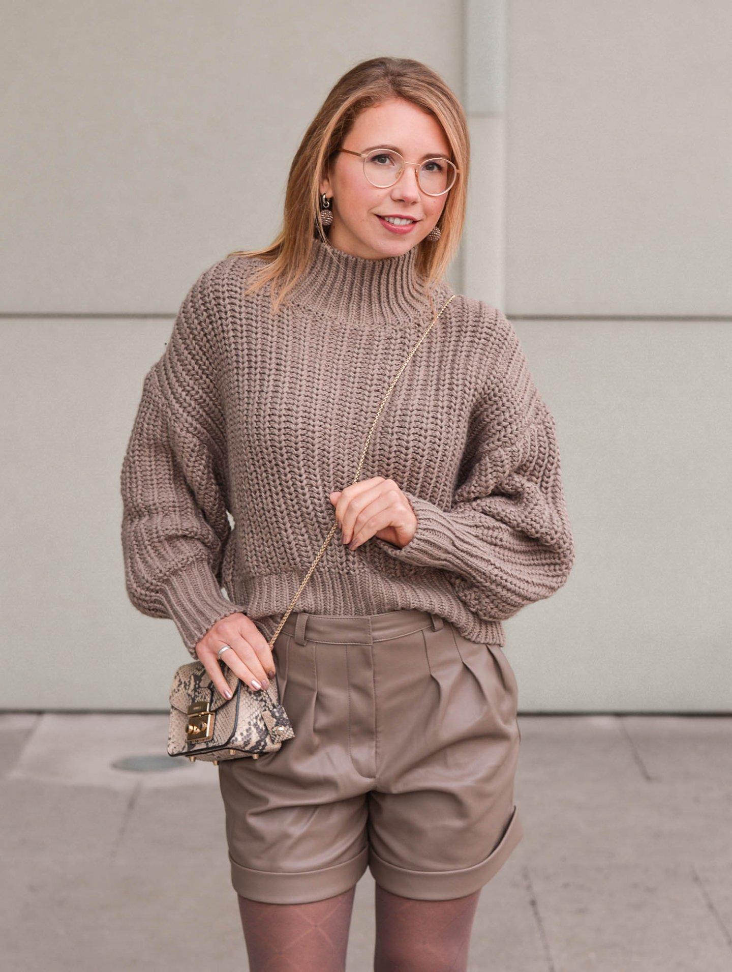 Monochromes Outfit von H&M