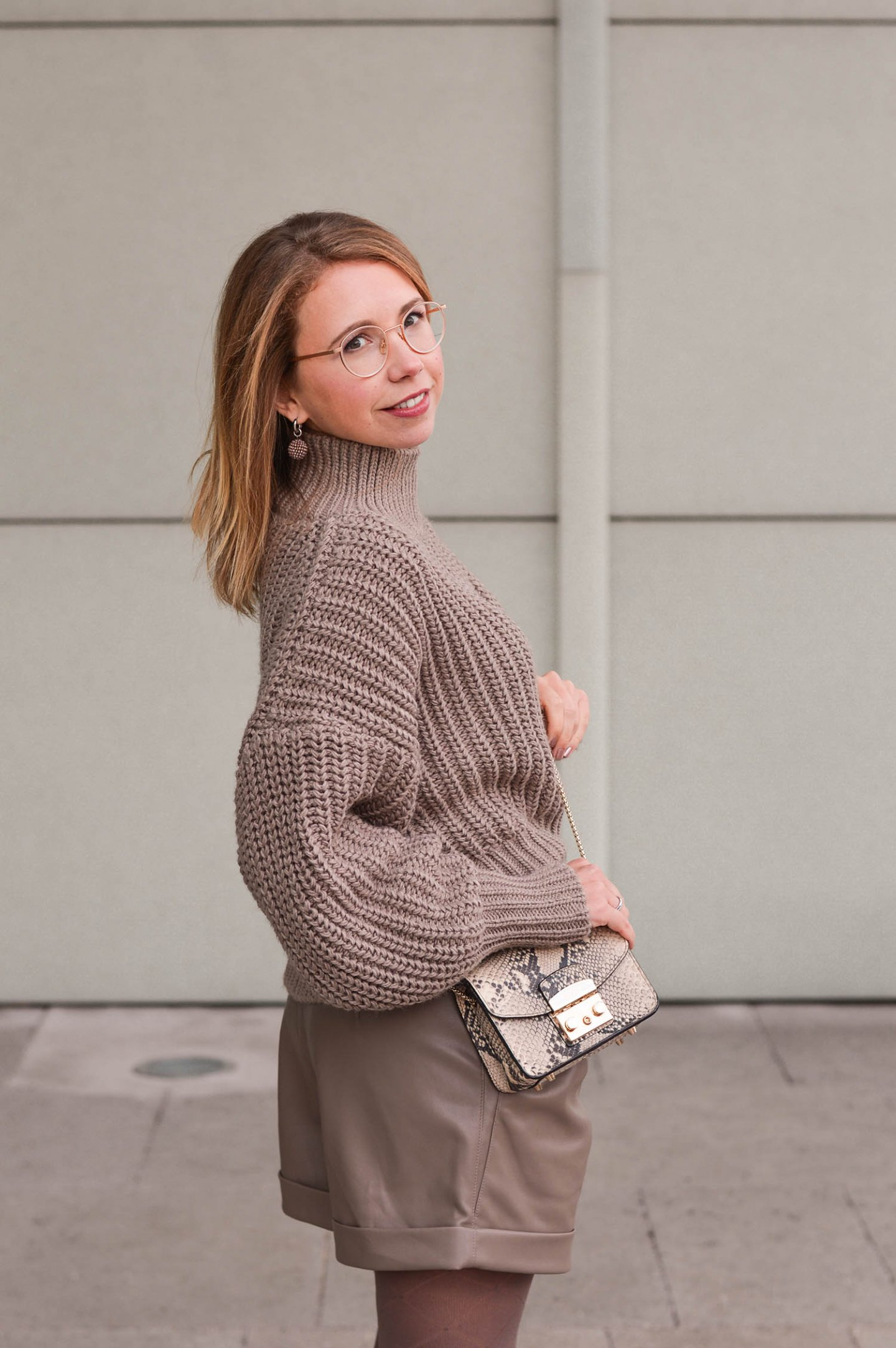 Alltaupe Winter Outfit