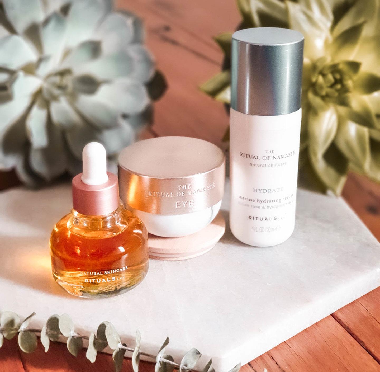 Rituals Namasté Kosmetik Produkte