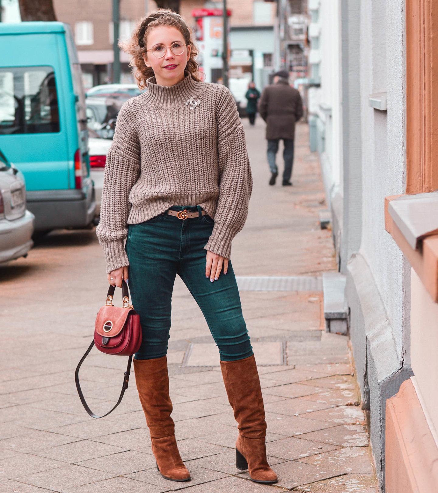 Jeans in Stiefeln - klassisch und zeitlos