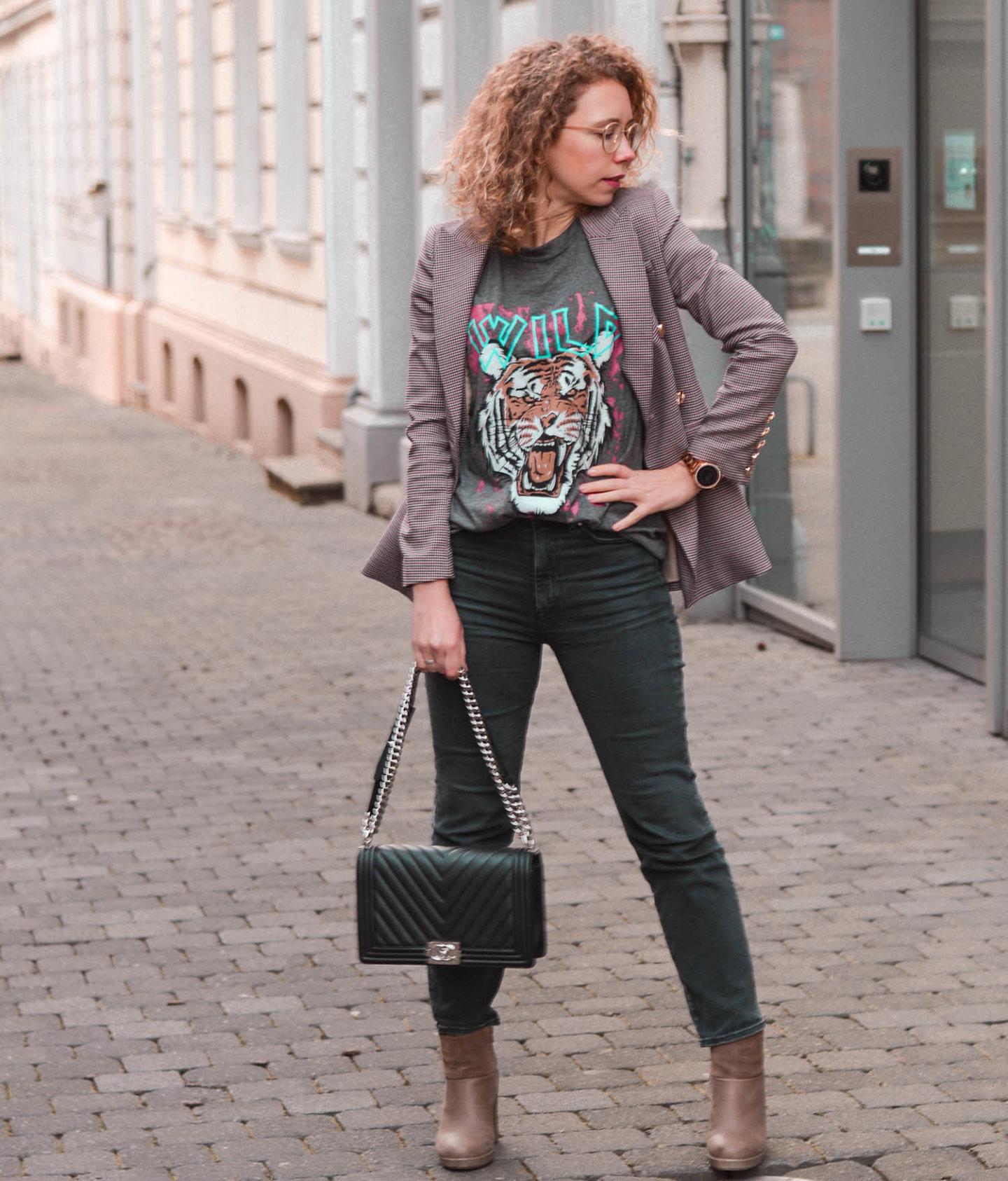 Modetrend Rock-Shirt