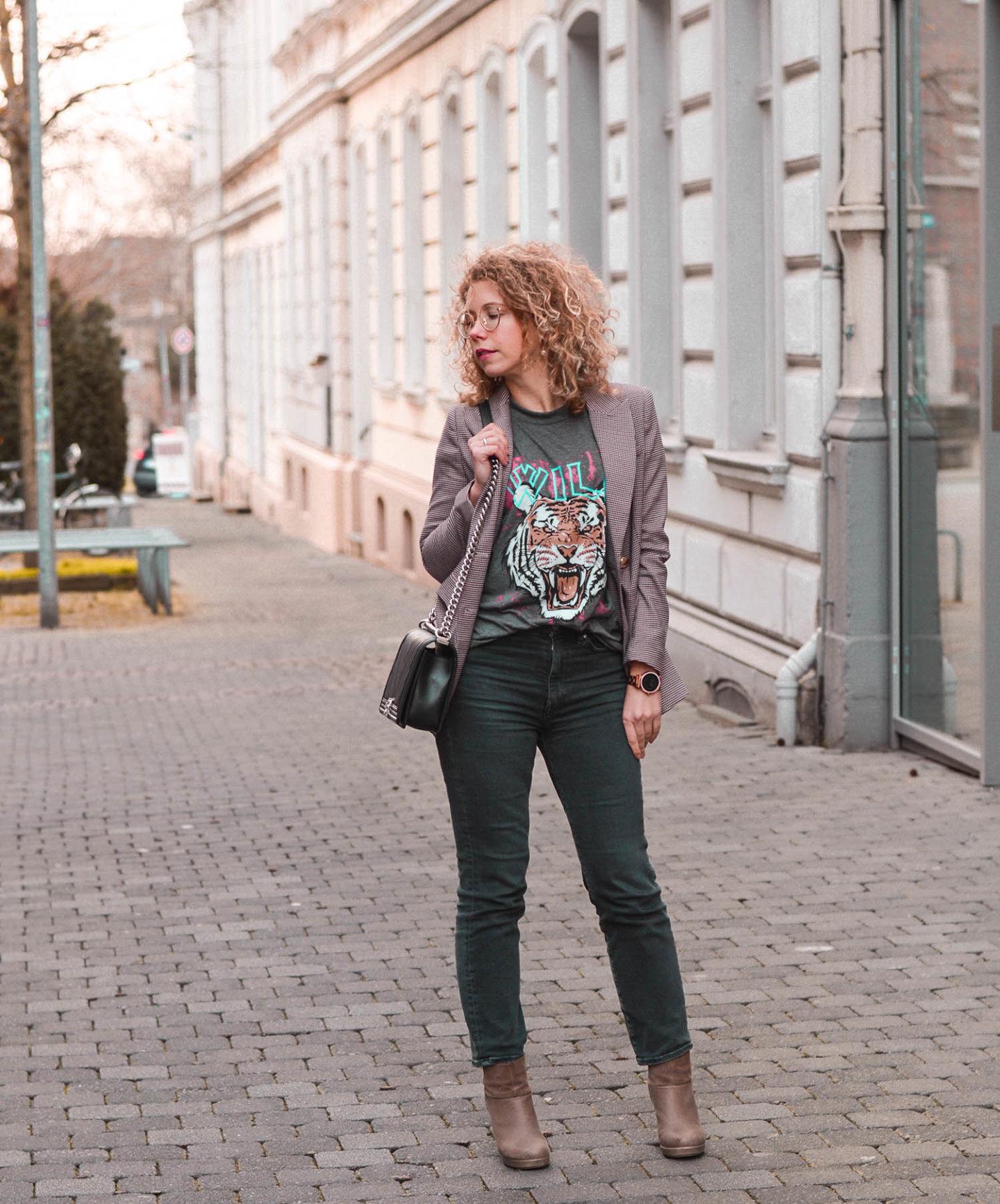 Modetrend Rockshirt - Anine Bing Lookalike
