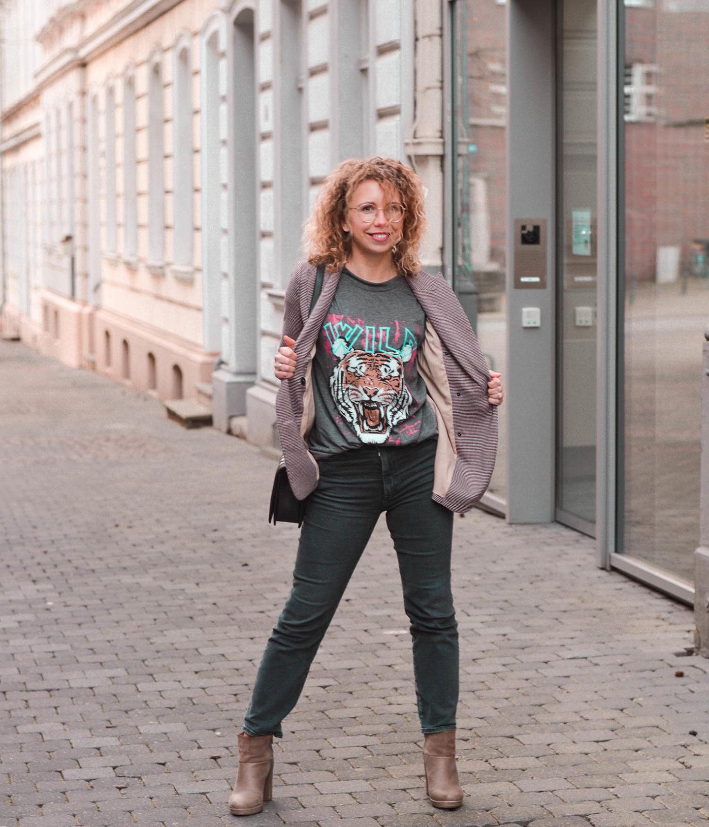 go wild mit Band-Shirt - Fashion-Trend 2020