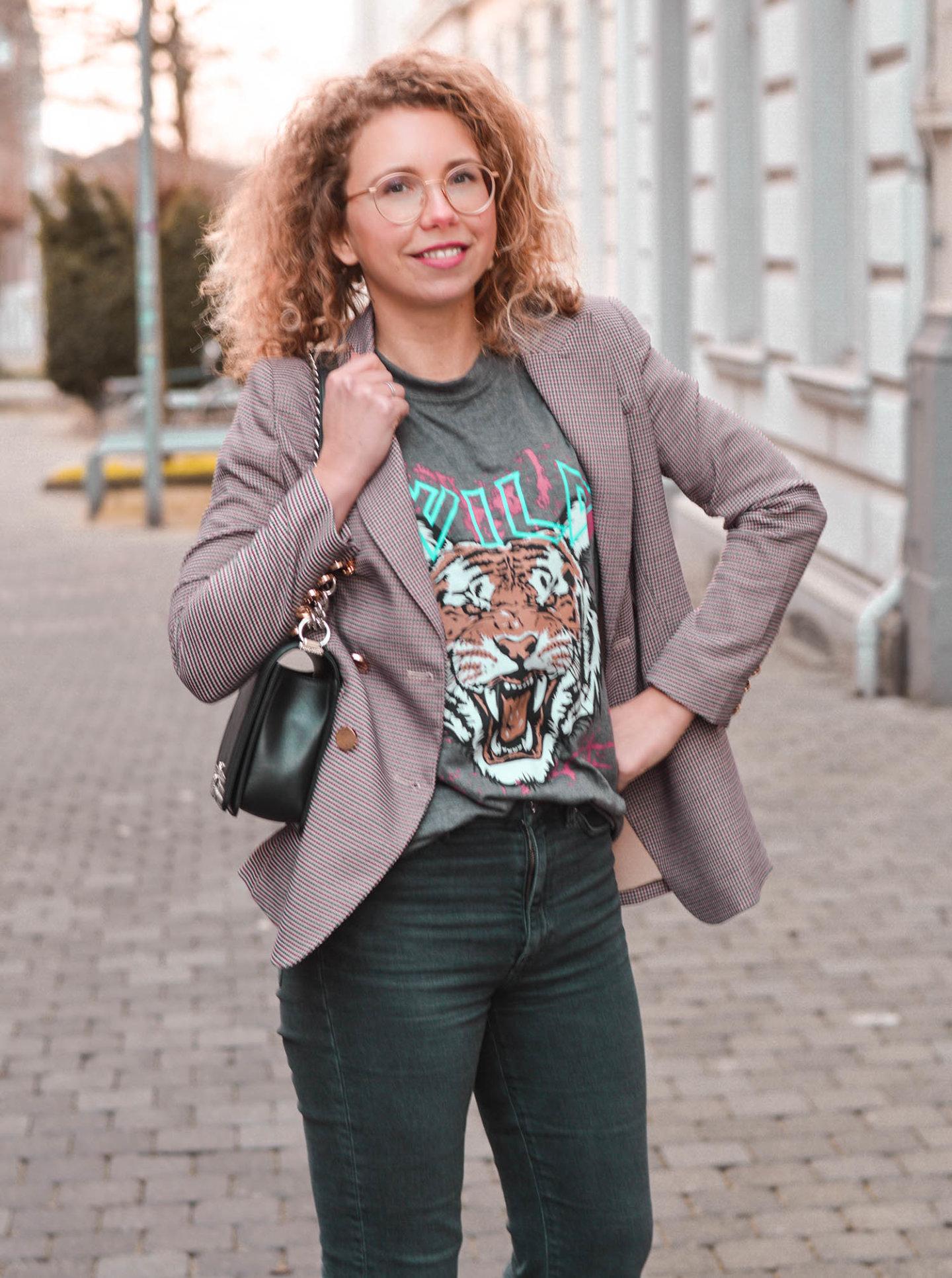 Band-Shirt - Anina Bing, Oh April und Co.