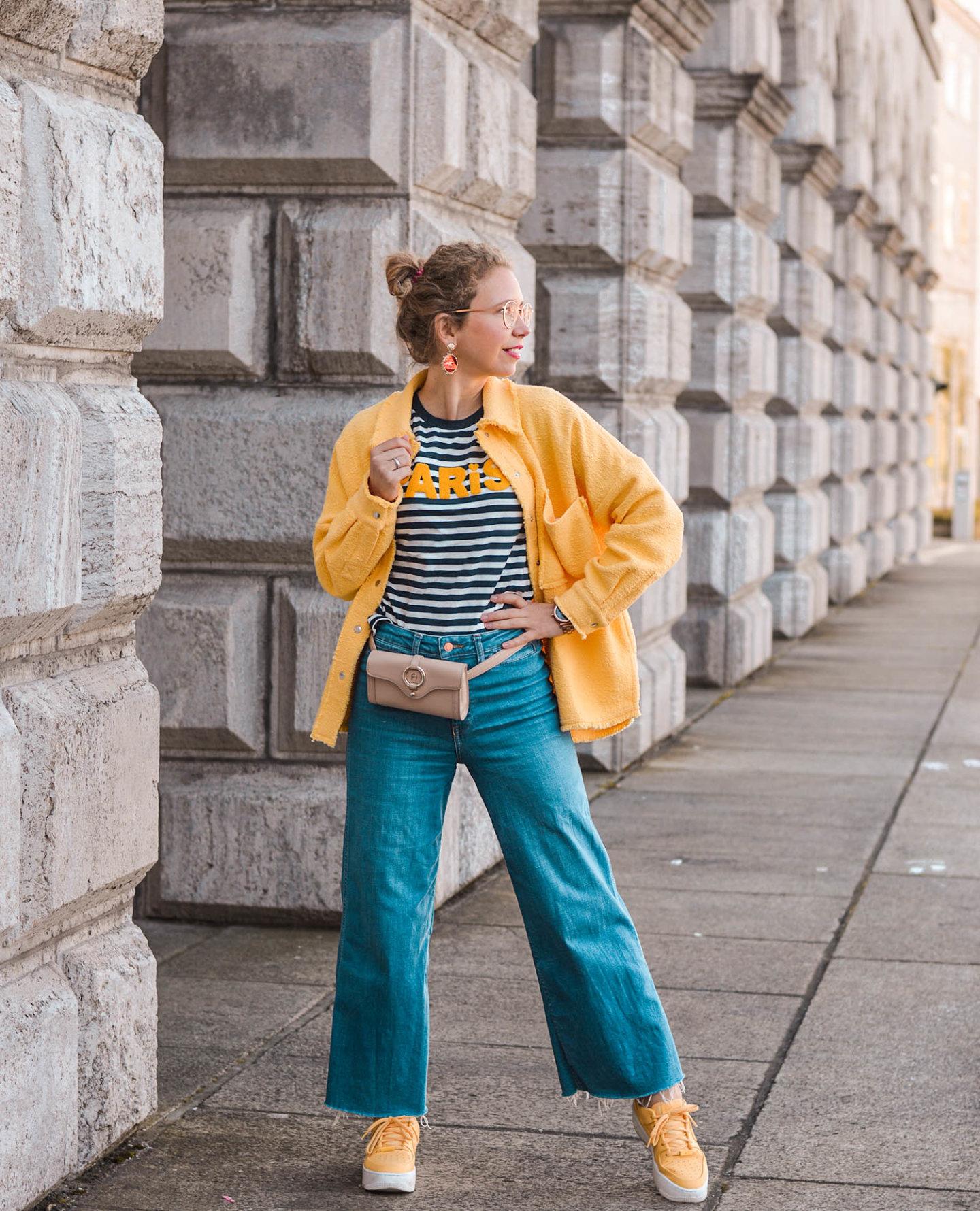 Modetrend: Hemd-Jacke