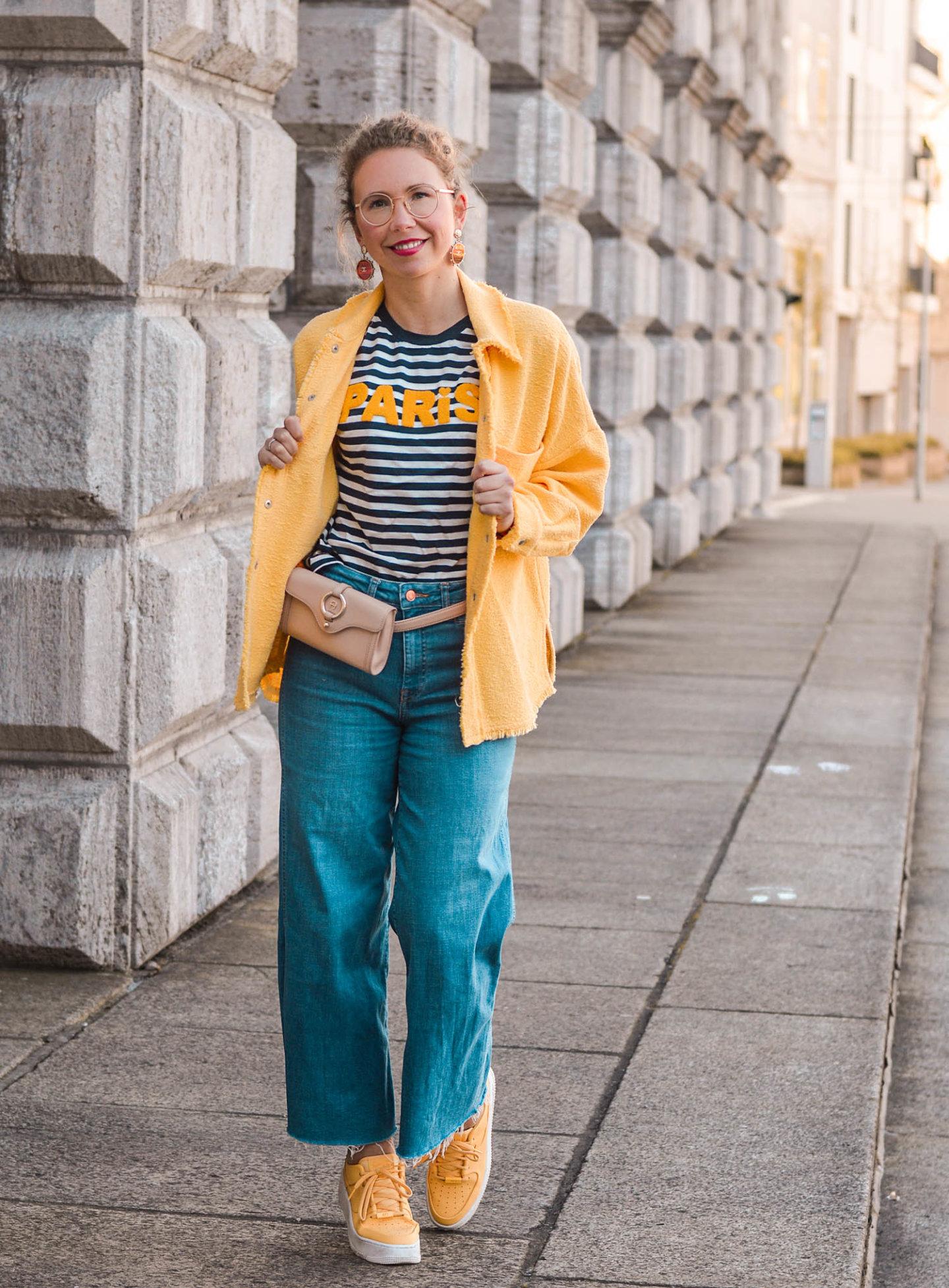 Modetrend: Hemd-Jacke von zara
