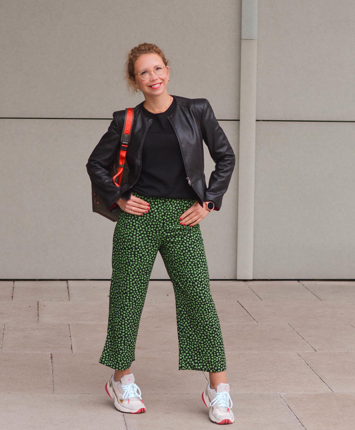 hosentrend cropped pants und wie man sie trägt