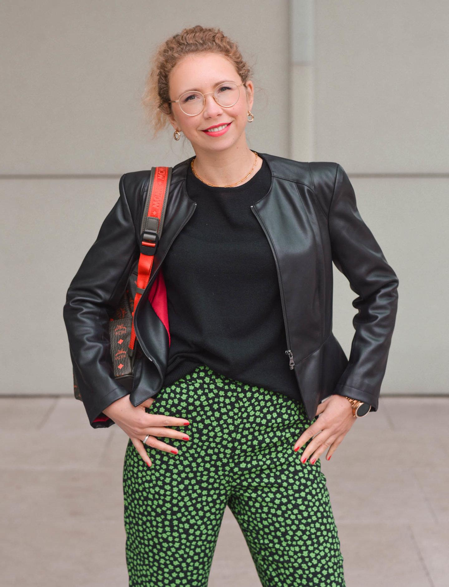 modeblogger porträtfoto