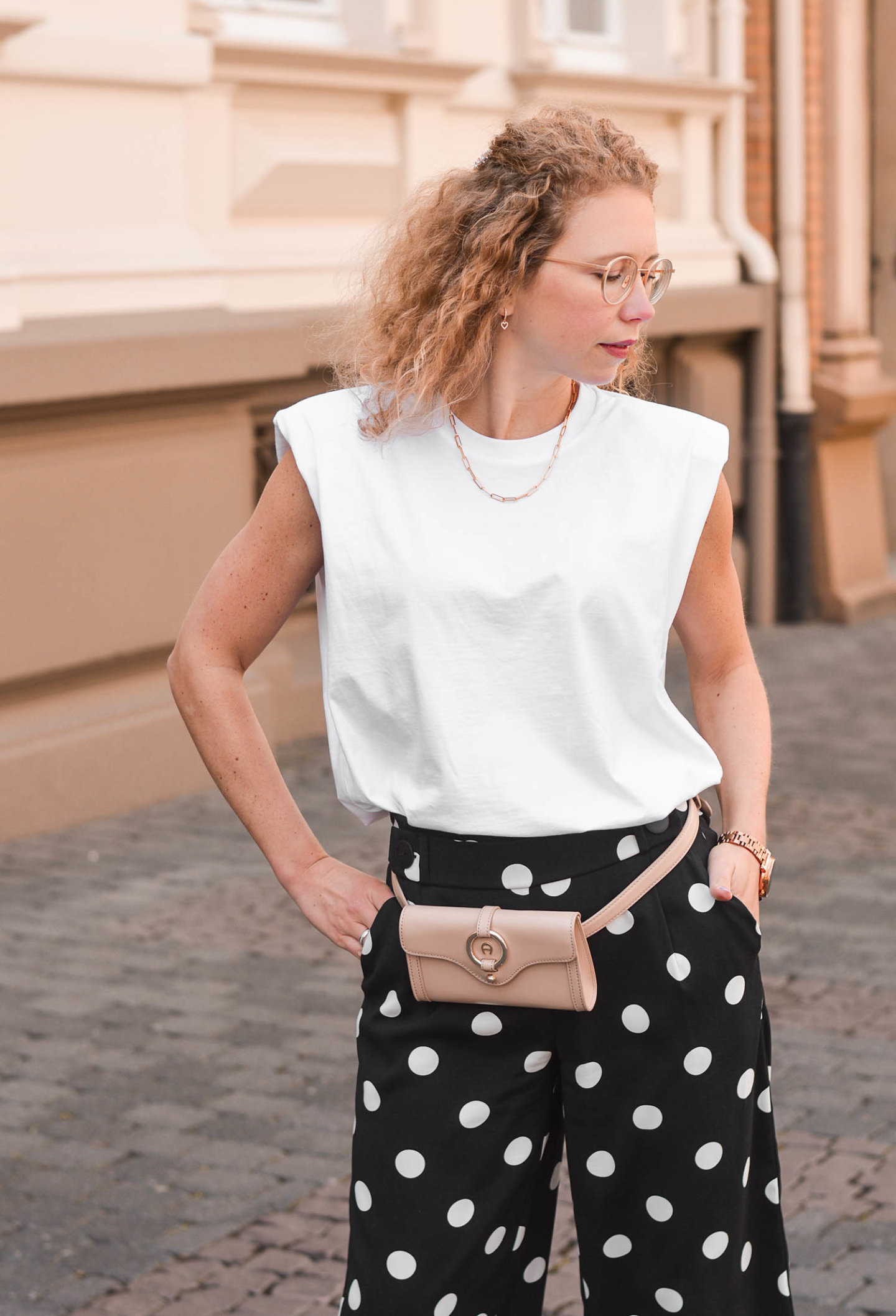 fashion-trend Schulterpolster