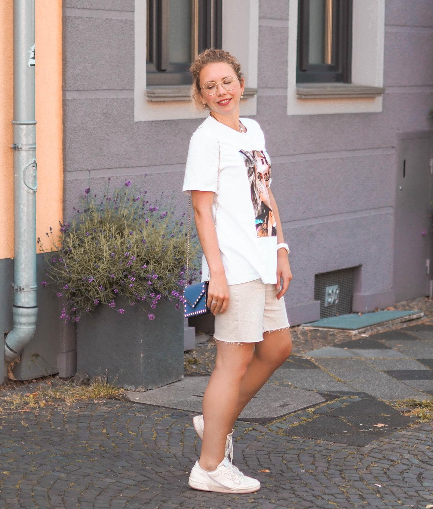 Sommerlicher Streetstyle von Fashionblogger Kationette