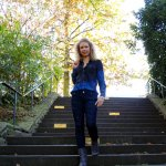 Jeans Couture Blogparade Fashionblog Streetstyle Denim